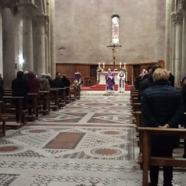 Il Vescovo incontra la Caritas Diocesana per gli auguri di Natale