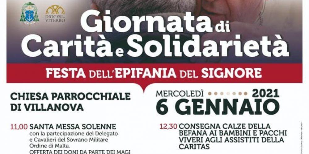 Giornata di solidarietà