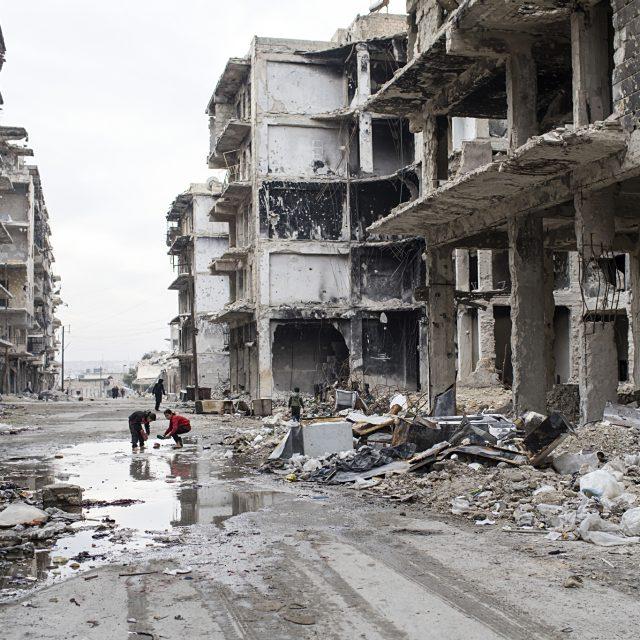 10 anni di guerra in Siria