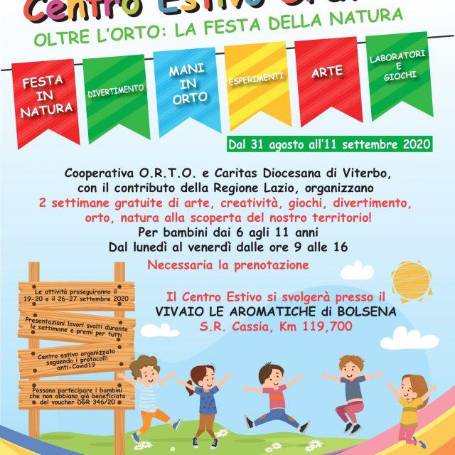 Al via il campo estivo gratuito per bambini: ecco tutte le informazioni