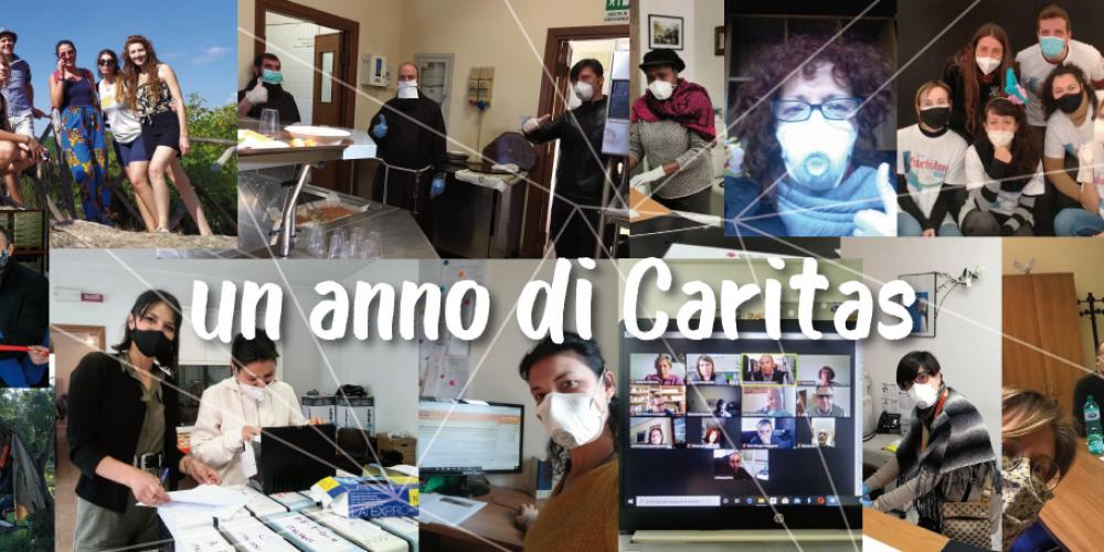 Un anno di Caritas