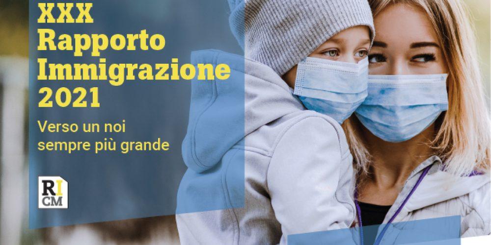 Presentazione XXX Rapporto Immigrazione Caritas-Migrantes