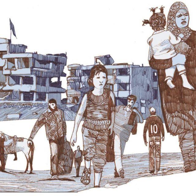 Arriva a Viterbo la mostra In fuga dalla Siria